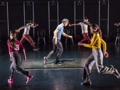 La finale; théâtre de suresnes jean vilar; Josette baiz;  suresnes cités danse 2019; création 2019; salle Jean Vilar;