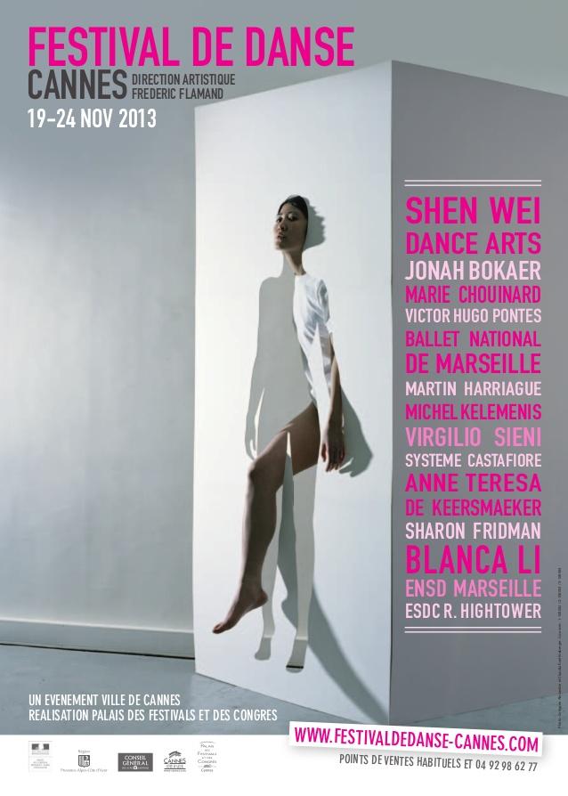 Festival de Danse Cannes 2013