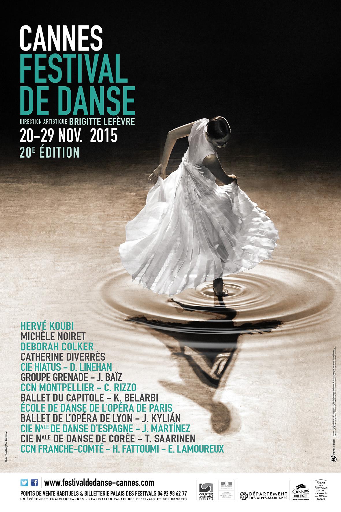 Festival de Danse Cannes 2015