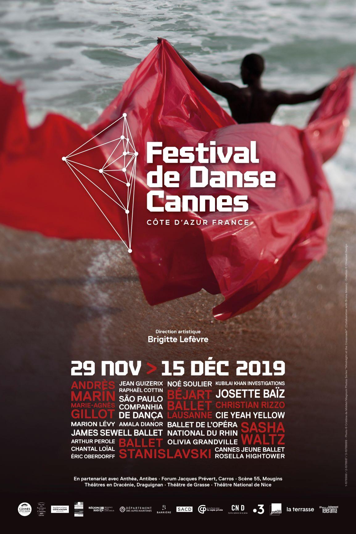 Festival de Danse Cannes 2019