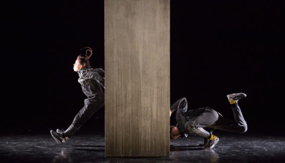 théâtre de suresnes jean vilar; cités danse connexion; suresnes cités danse 2018; dos au mur;Bee D; Kami, création 2018; CDC3;