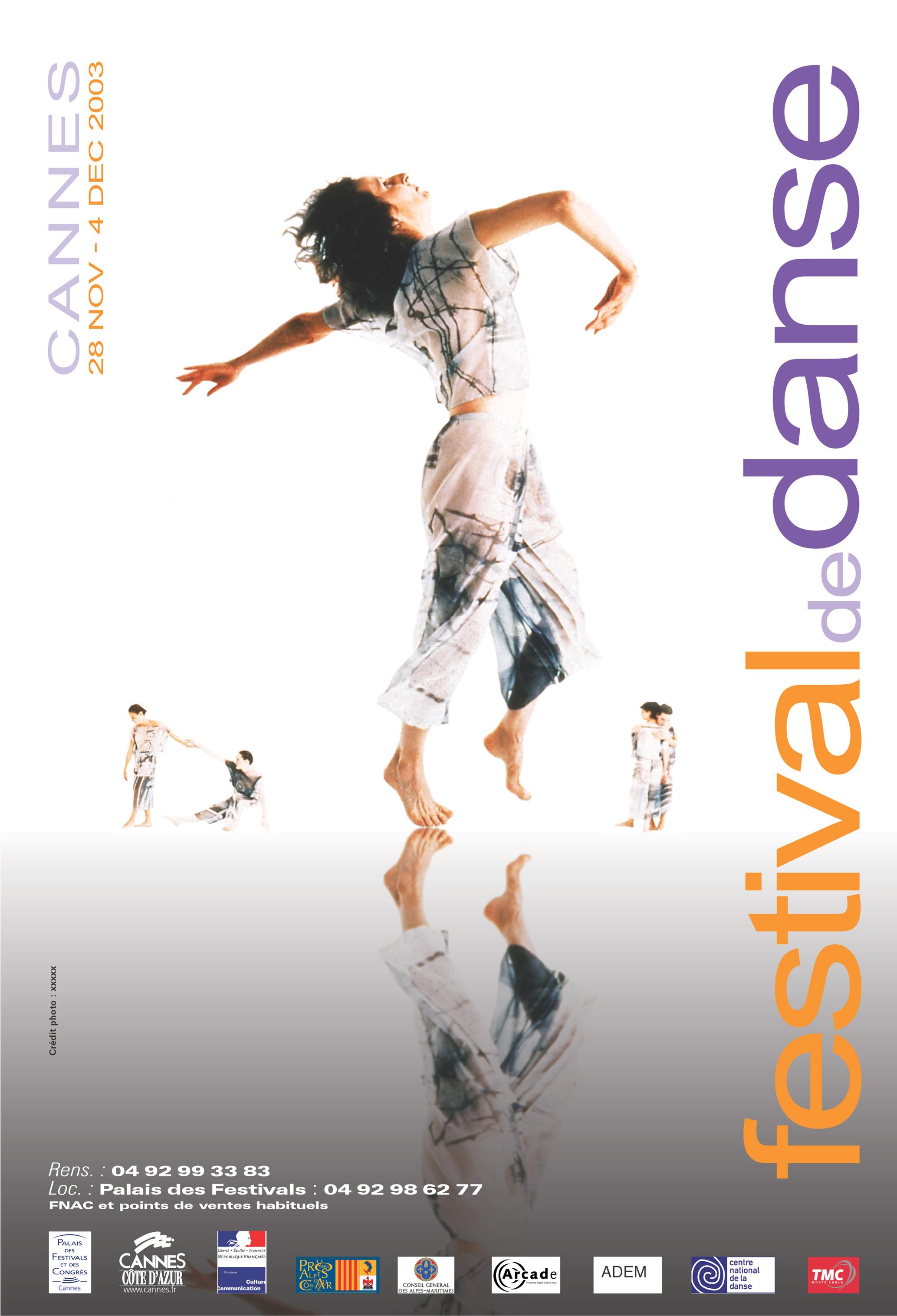 Festival de Danse Cannes 2003