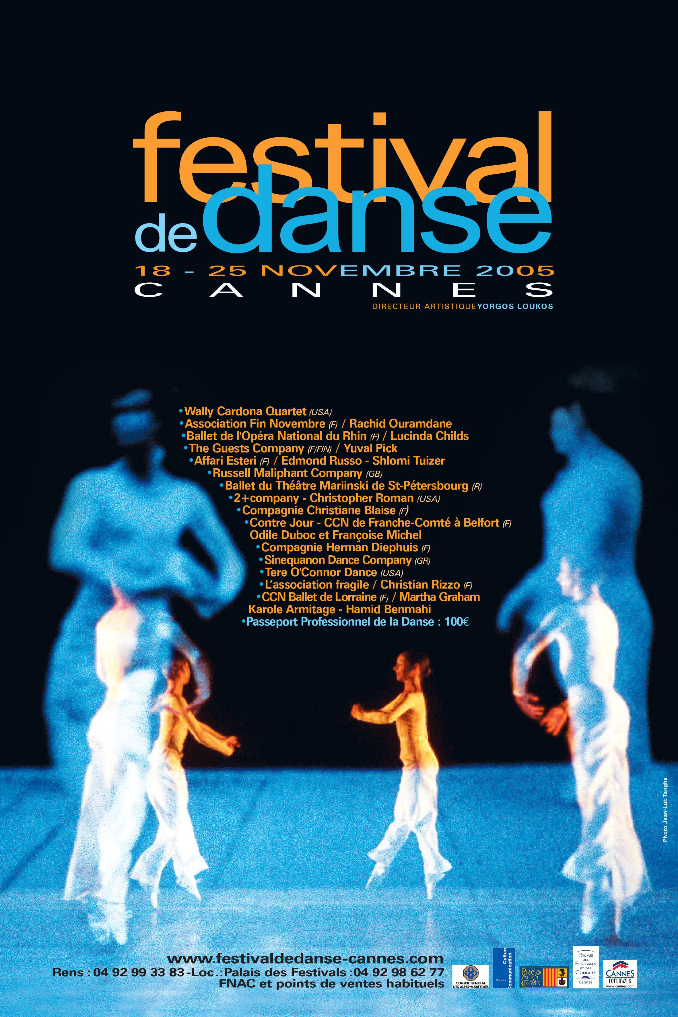 Festival de Danse Cannes 2005