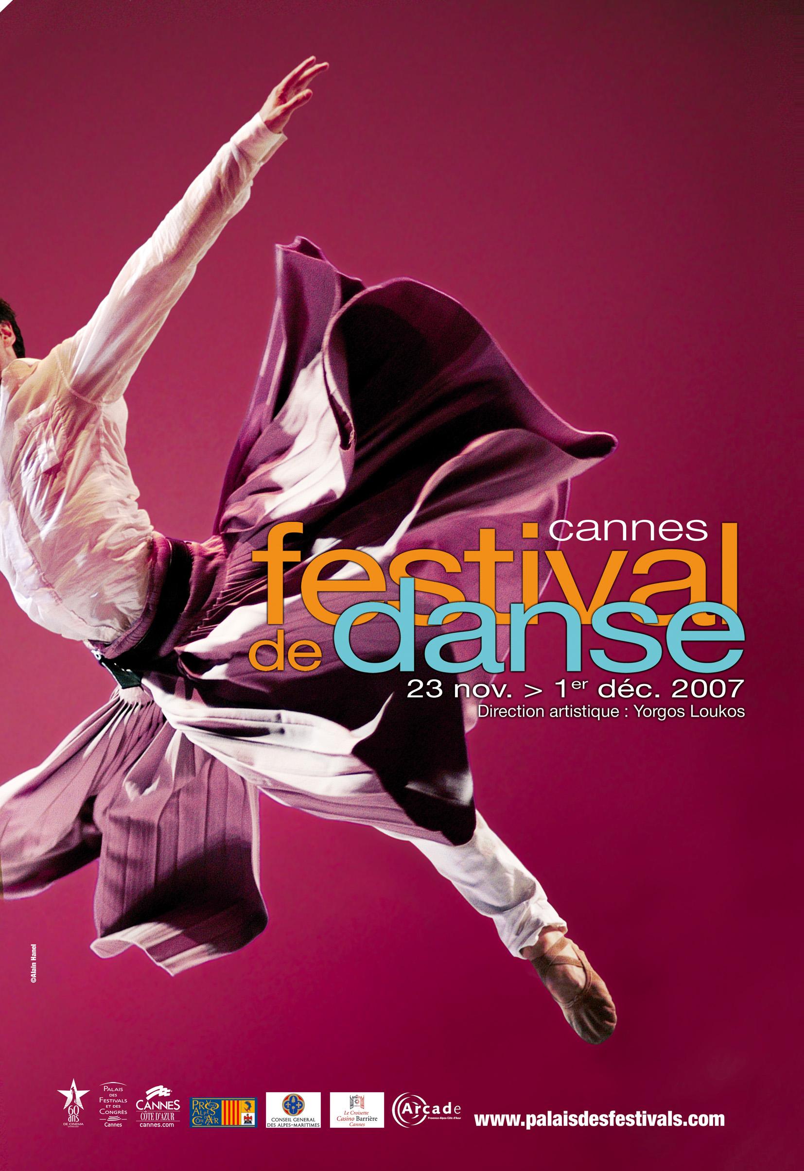Festival de Danse Cannes 2017