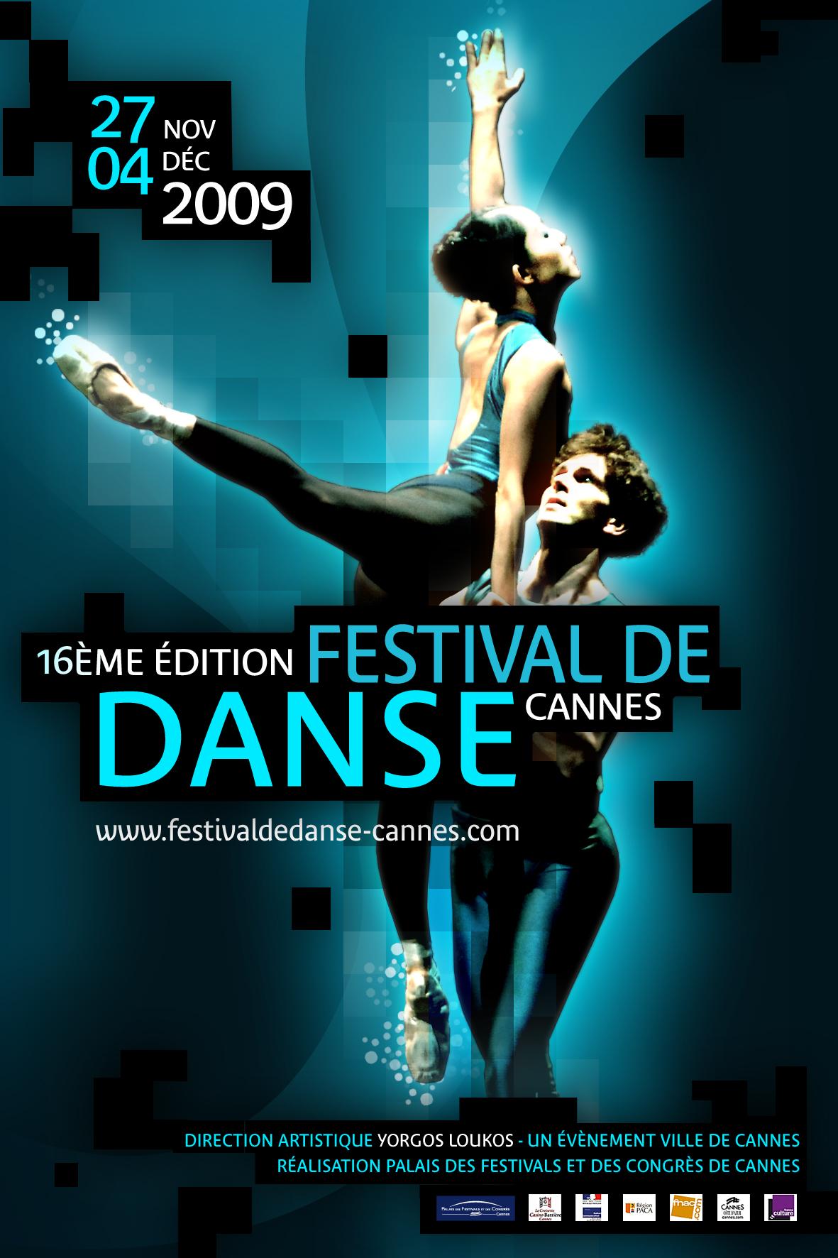 Festival de Danse Cannes 2009