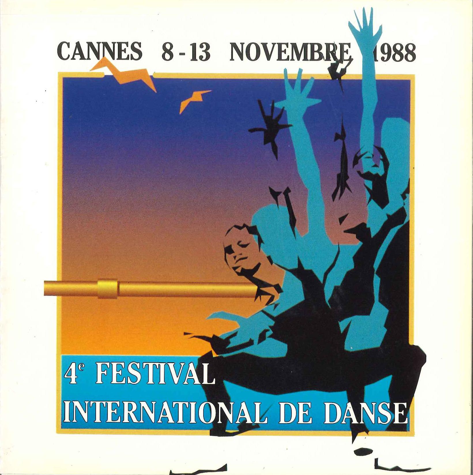 Festival de Danse Cannes 1988