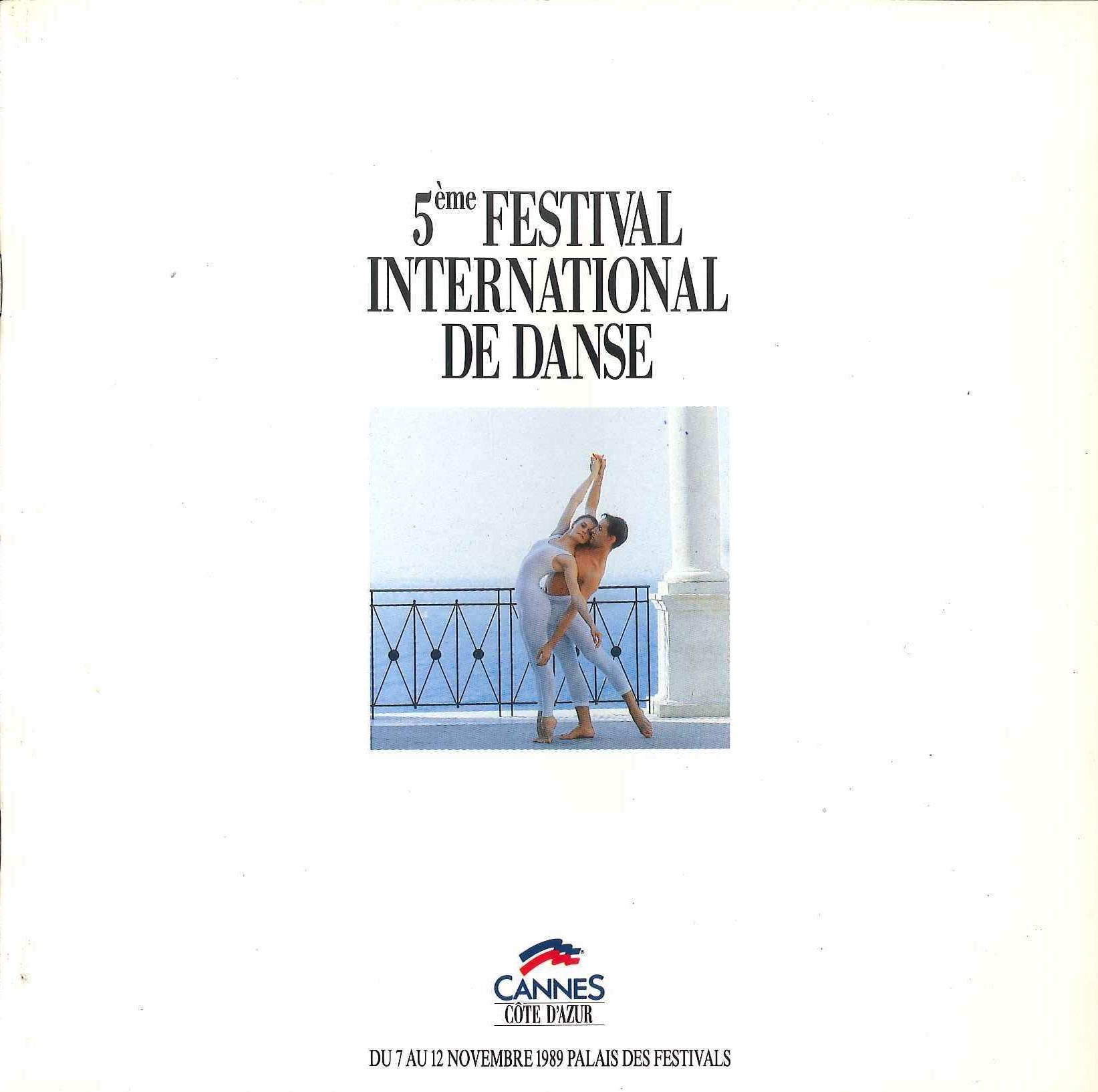Festival de Danse Cannes 1989