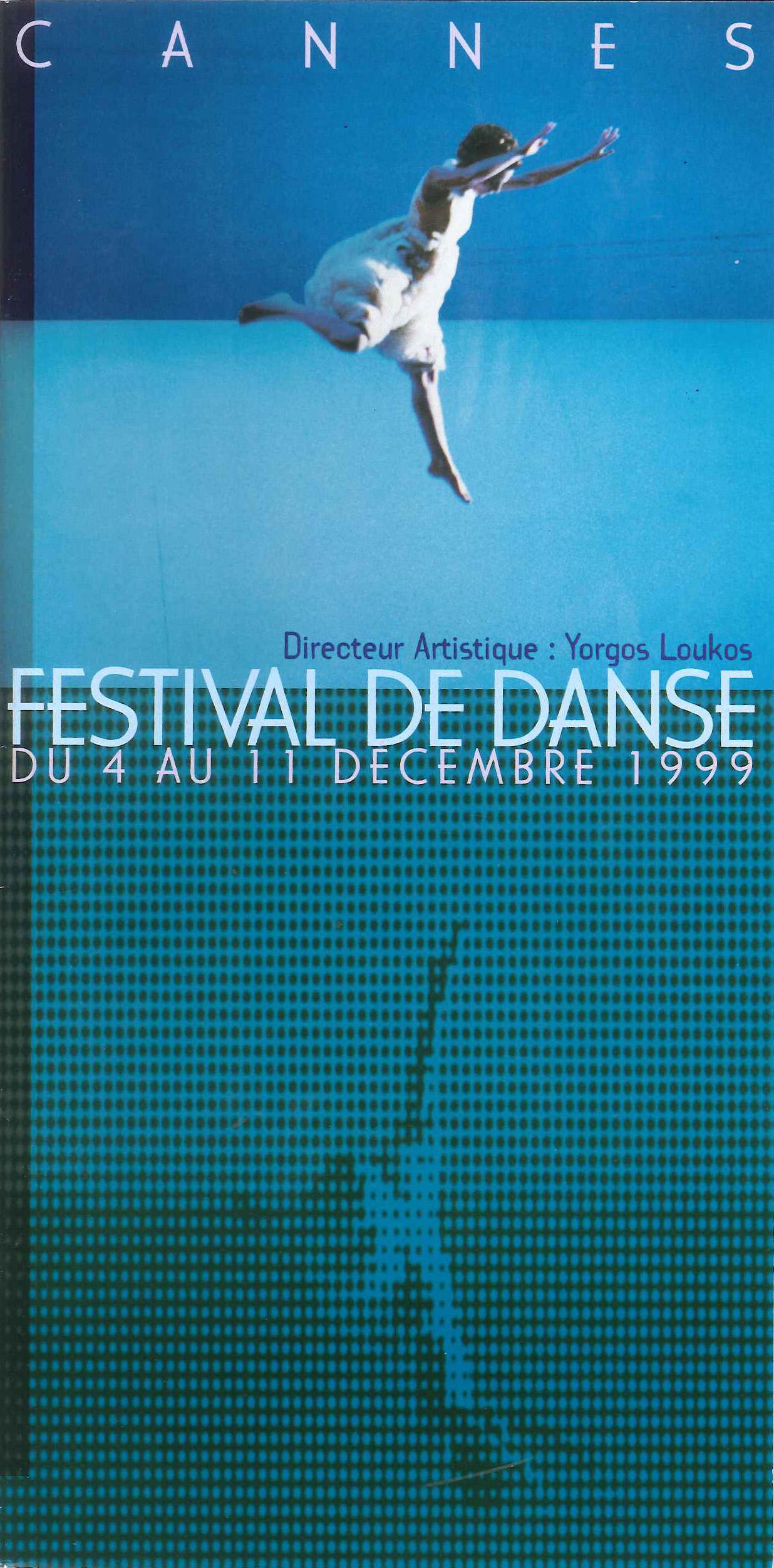 Festival de Danse Cannes 1999