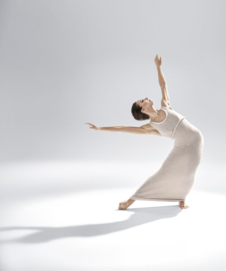 Ekstasis_075 Photo of Anne Souder in Martha Graham's Ekstasis © Hibbard Nash Photography.